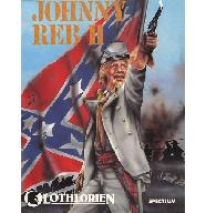 Johnny reb II Screenshot and cover