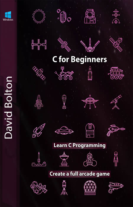 Learn C - book cover